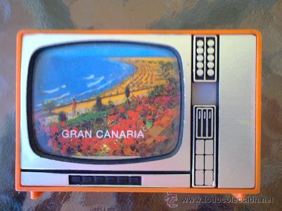 Souvenir gran canaria mini tv de diapositivas canary islands pinterest tvs minis and - Gran canaria tv com ...