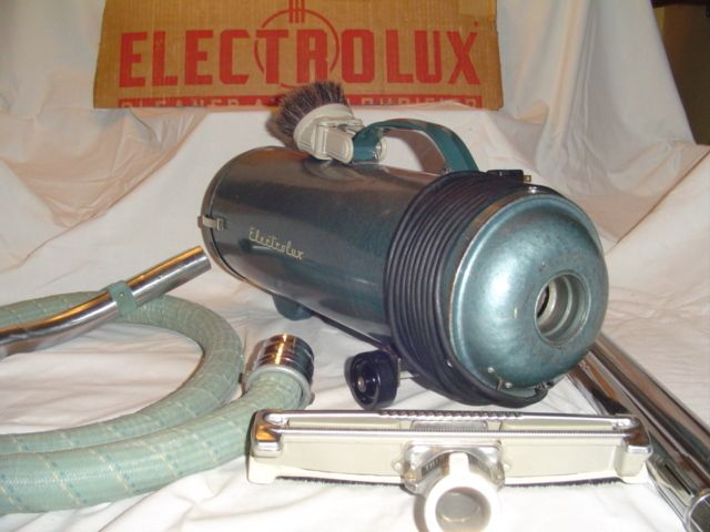 1000 Images About Vintage Electrolux Tank Canister