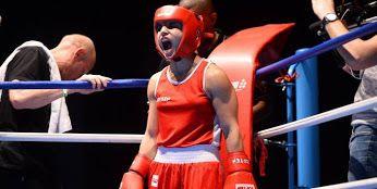 Sarah Ourahmoune réalise son rêve: elle participera aux jeux Olympiques de Rio. BRAVO à la belle ambassadrice de Fabienne Dimanov (PARIS)!