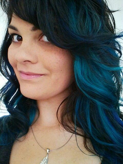 Teal Hair Dye Nz