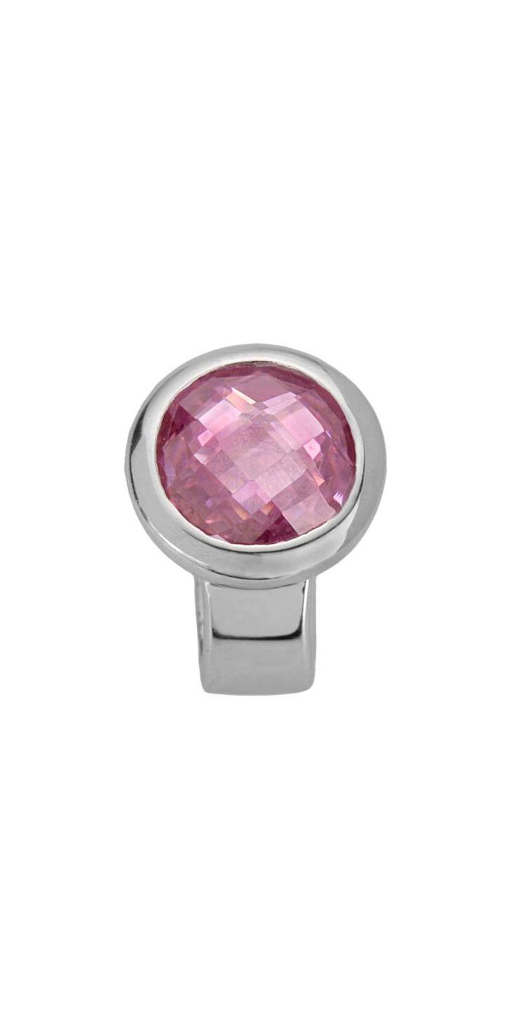 Joy de la Luz | Slide Stone pink round