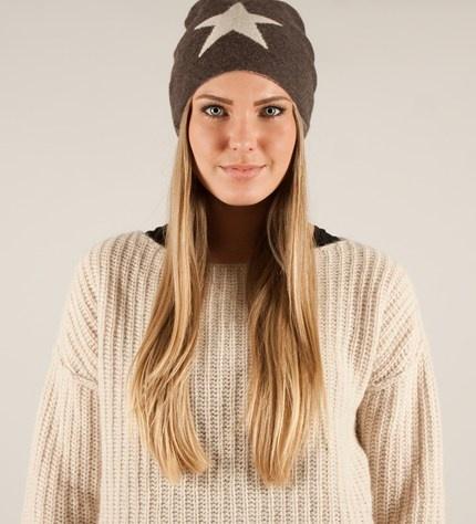 Hunkydory Star Knitted Hat, mössor & vantar