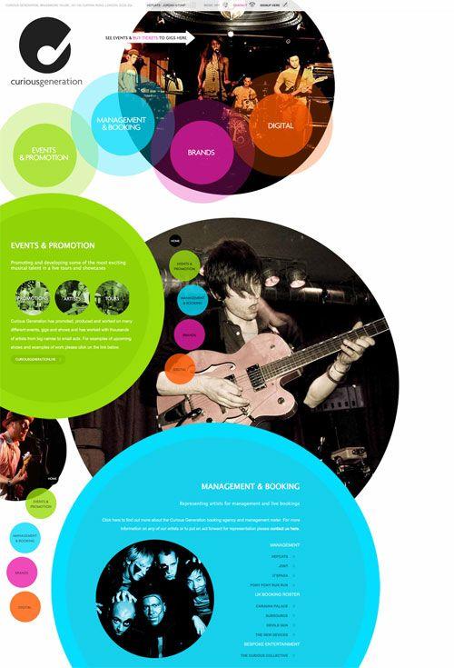 Showcase of Creative Navigation Menus: Good and Bad Examples.  Smashing magazine, 2011