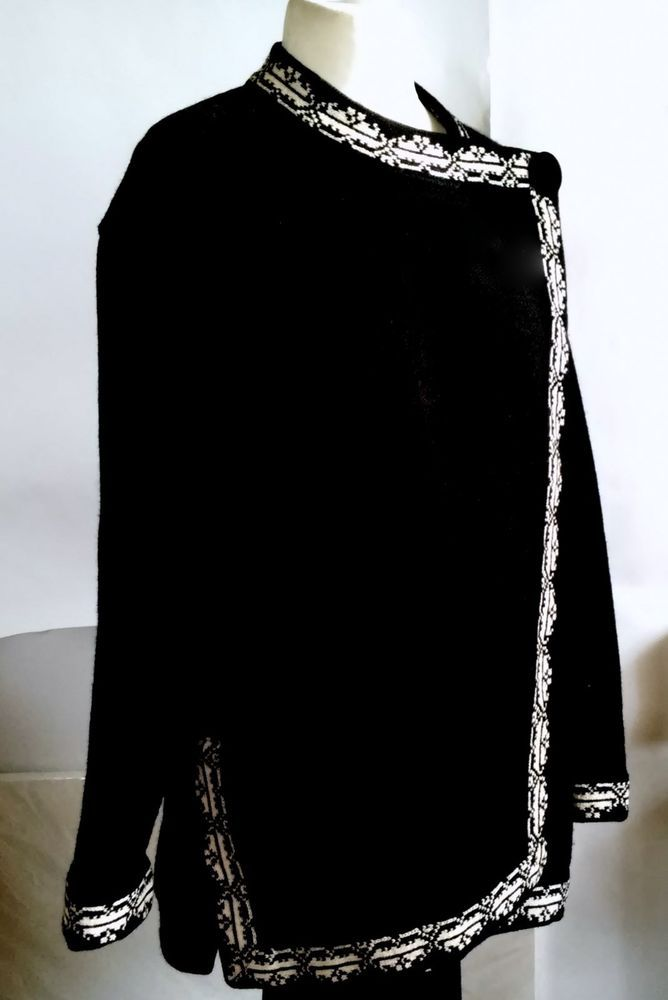 #twitter#tumbrl#instagram#avito#ebay#yandex#facebook #whatsapp#google#fashion#icq#skype#dailymail#avito.ru#nytimes #i_love_ny     NORWAY SELBU WOMENS SWEATER black- White size XL #NORWAYSELBU #Cardigan