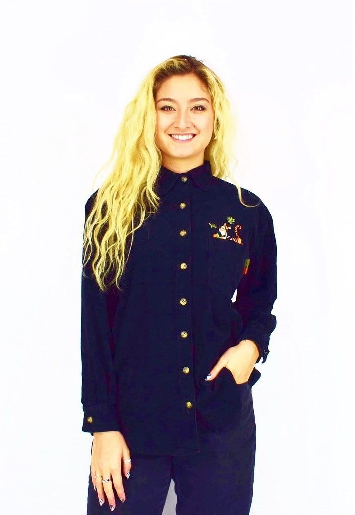 11362447305 Pin by Magik Dragon on Buttoned Up Ladies in 2019 | Buttons, Jackets ...