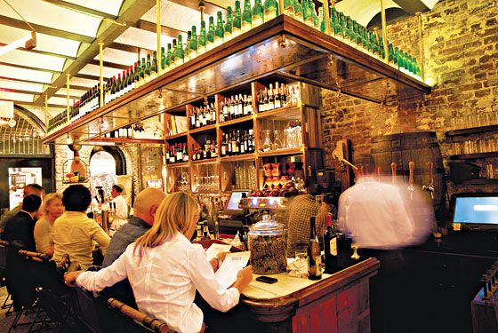 Tertulia -- New York Magazine Restaurant Review