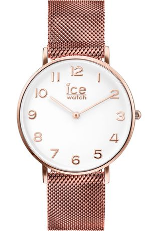 Montre City Milanese - Rose Gold Shiny 012709 - Ice-Watch - Vue 0