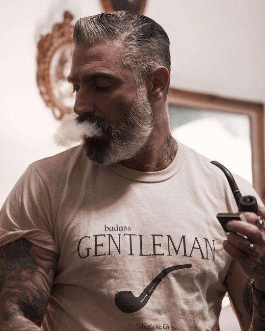 Barber shop beard