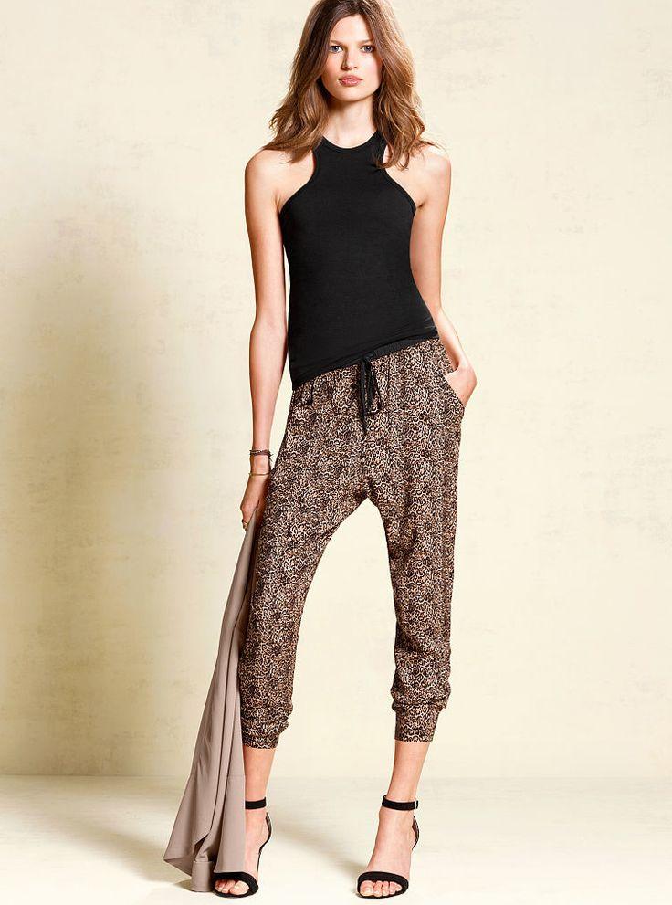 Victoria's Secret - Crop Pant. | #Clothing, #View_All