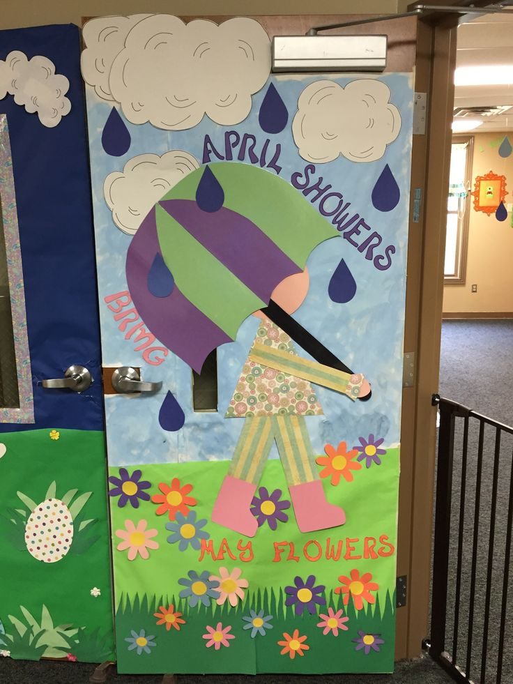 Classroom Decorations For April ~ Best spring classroom images on pinterest day care