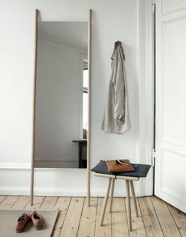 Bodenspiegel, Inneneinrichtung, Entwurf, Minimalistischer Lebensstil,  Hocker, Eingangswege