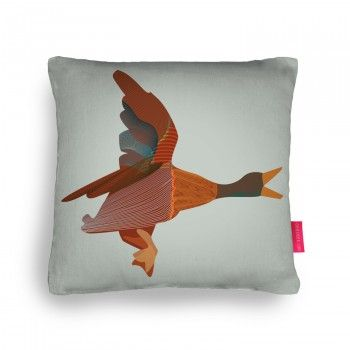 Flying Duck Cushion