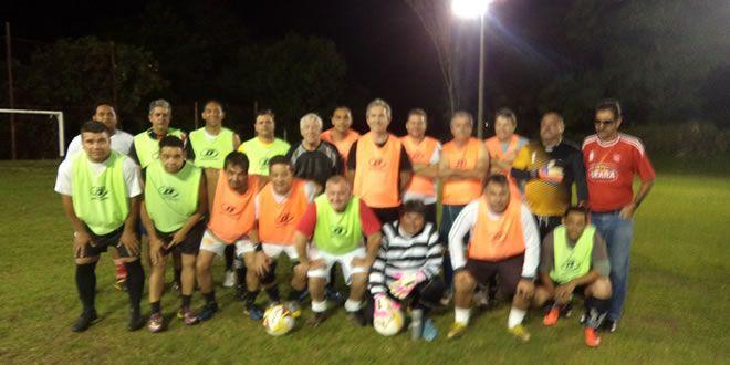 Clube da Pelada sedia partida de futebol suíço - http://projac.com.br/noticias/clube-pelada-sedia-partida-futebol-suico.html