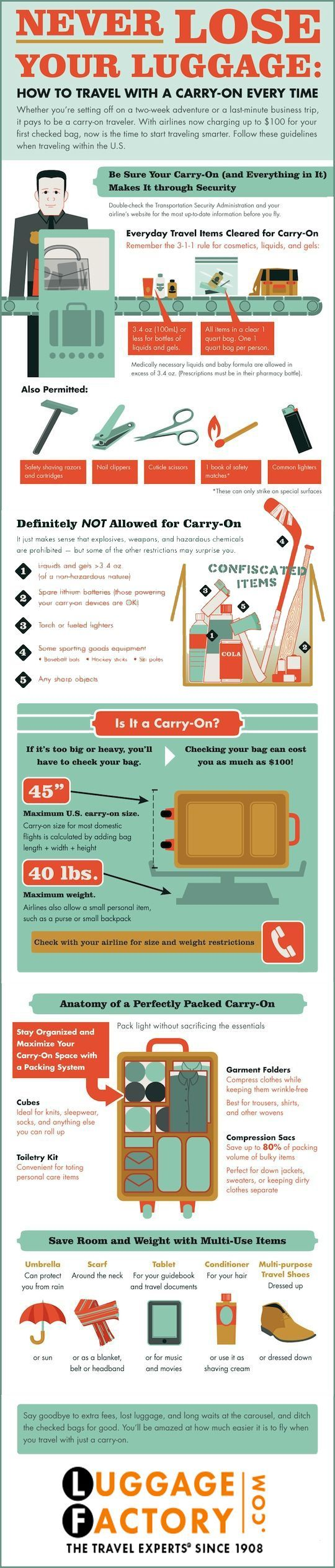 For the next time you travel, keep these in mind, from Eagle Creek and Luggage Factory http://www.luggagefactory.com/eagle-creek-luggage
