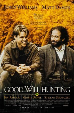 El indomable Will Hunting - ED/DVD-791(73)/VAN