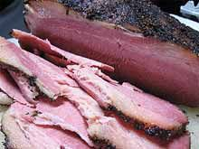 Mutton pastrami - I want to try this