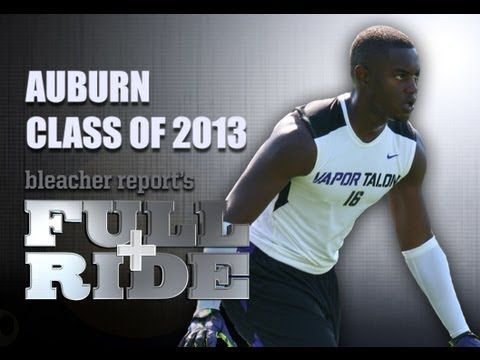 Auburn's 2013 Recruiting Highlights - College Football Recruiting - auburn football recruiting - http://sports.onwired.biz/football/auburns-2013-recruiting-highlights-college-football-recruiting-auburn-football-recruiting/