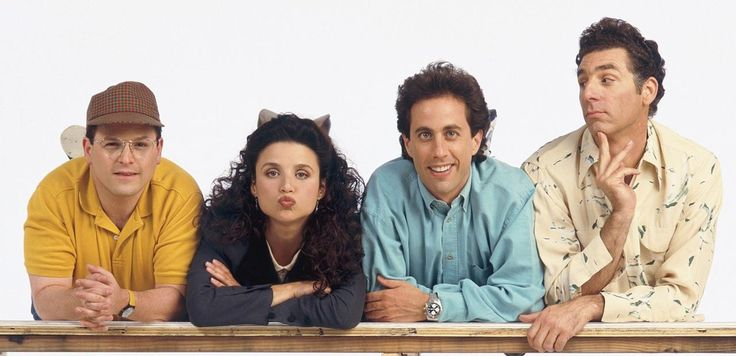 You Can Now Watch Every Episode of 'Seinfeld' Online Right Now — Here's How