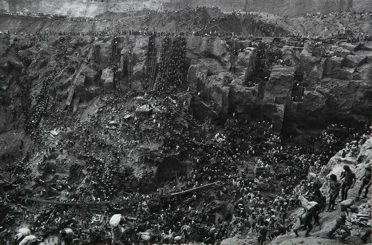 Brasile.miniera di rame