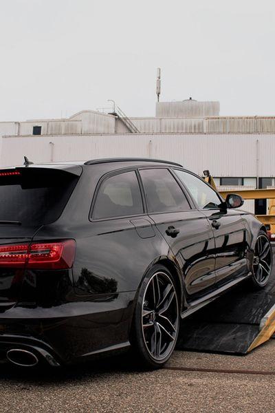 Audi RS6 Avant... Sexy!!!