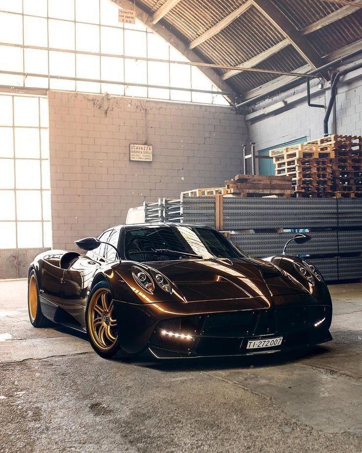 Black Supercars Affordable Sports Cars Pagani Huayra Pagani