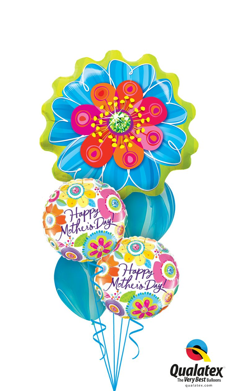 10 best Mother\'s Day Balloons images on Pinterest   Balloon ideas ...