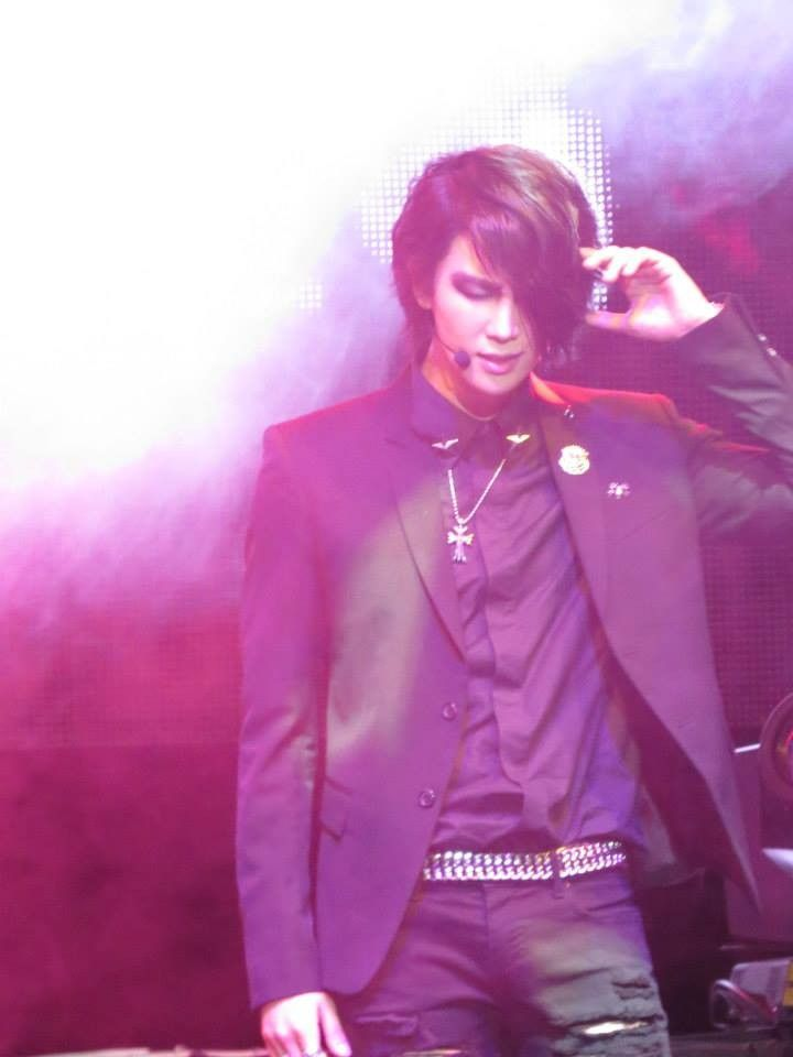 Park Jung Min's South America Tour met with overwhelming response