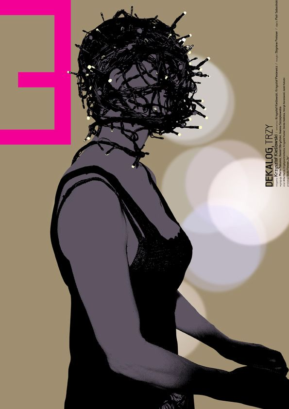 Ewa Wein, Dekalog 3, 2009/11, Size: B1