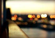 Bokeh Lights City