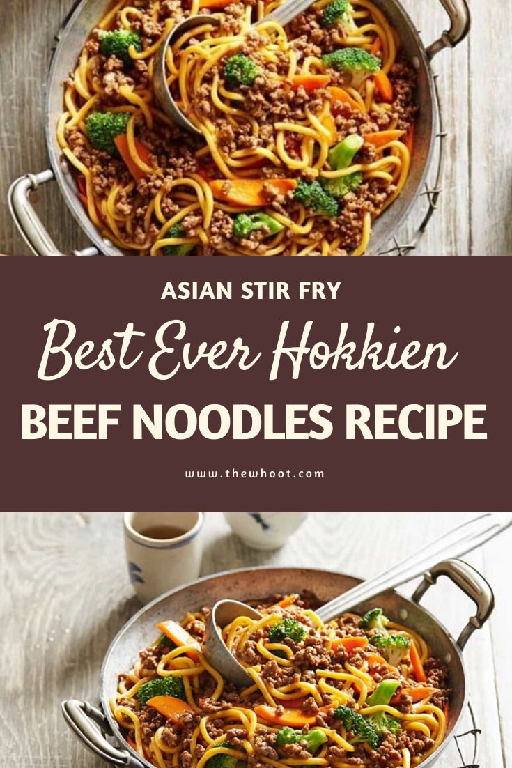 Hokkien Beef Noodles A Winner Dinner Noodle Recipes Easy Beef And Noodles Beef Stir Fry Recipes