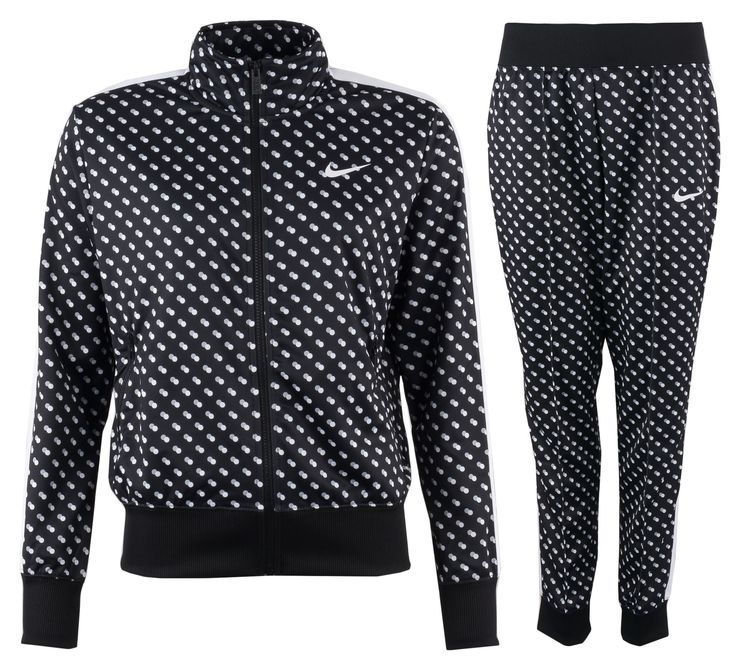 Nike Printed Cuffed Tracksuit