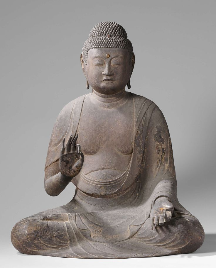 The Buddha Amida, anoniem, 1125 - 1175