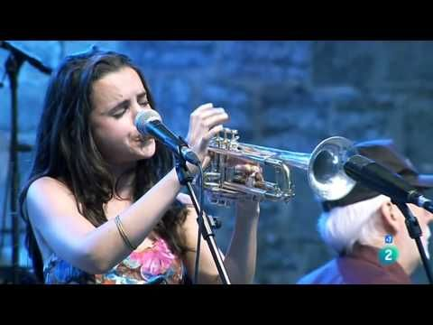 Andrea Motis Joan Chamorro Quintet - Flor de lis - Festival de Jazz de San Sebastian 2015
