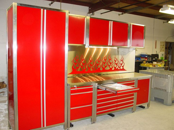 46 best vault professional series completed projects for Vault garage cabinets pricing