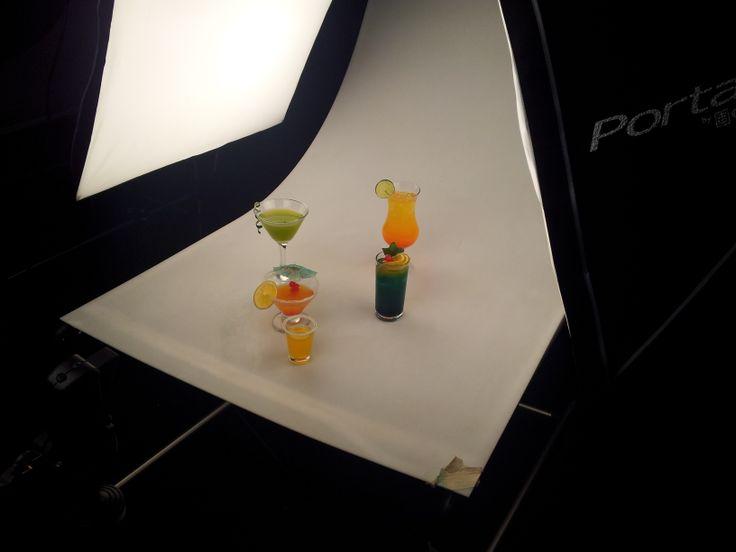 Fotografía y escenografía de producto.