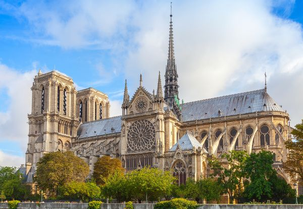 Notre Dame, Francúzsko