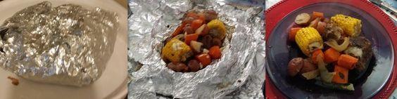 Cracker Barrel Copy Cat recipe Campfire Chicken/Beef