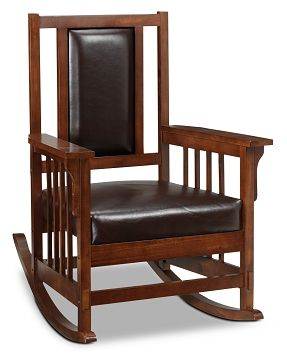 Living Room Furniture-Molly Rocking Chair