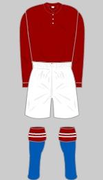 1914-1915 Arsenal Kit 2