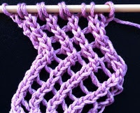 Knitting Cool Stitches : Very cool stitch, would make a pretty scarf! Knitting and Crochet Pintere...