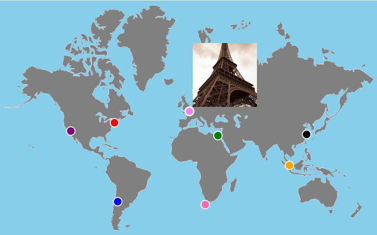 26 best interactive map images on pinterest interactive map cards interactive world javascript map tutorial for an interactive map of the world you can use gumiabroncs Choice Image