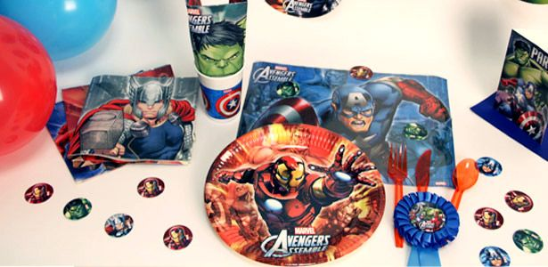 Festa a tema Avengers per compleanno - VegaooParty