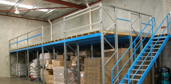 #Mezzanine_Floors are those extensions of the floor space which increases the floor space with a reasonable cost. It is that option which may give you a result that would not only enhance the floor space, but would give you the solution of reasonably increasing the floor space.
