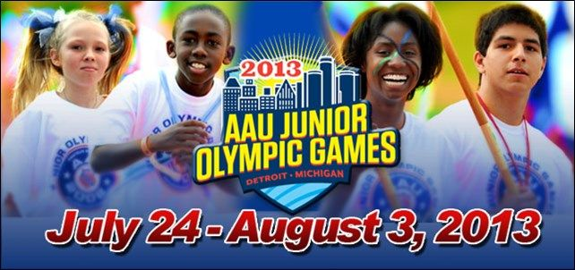 2013 AAU Junior Olympic Games