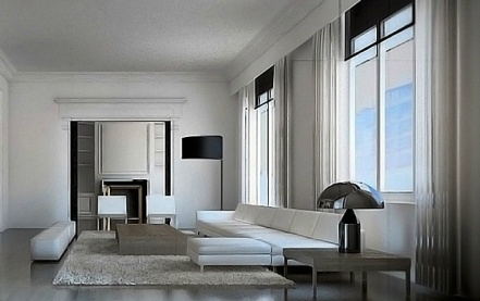 Pure and elegant, the Manor Home by Ylab architect in Spain _: Indoor Spaces, Architecture Class, Spaces Living, Elegant, Arkitektur Architecture Design, Barcelona, Arq Interiors, Ylab Architects, Homes