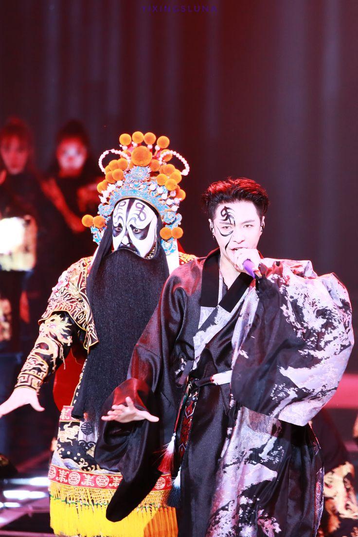 Yixing [HQ] 191231 Dragon TV New Year Countdown Gala