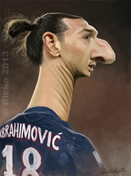 Slatan Ibrahimovic