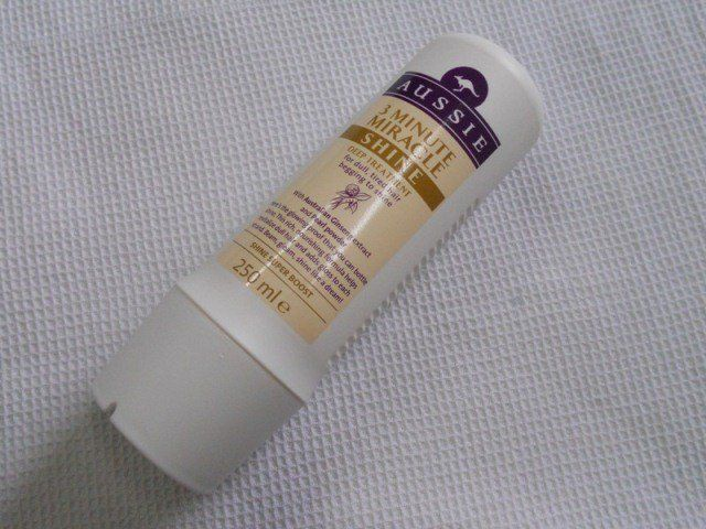 #Aussie #3Minute #Miracle #Shine #Deep #Treatment #review #price and details on the blog