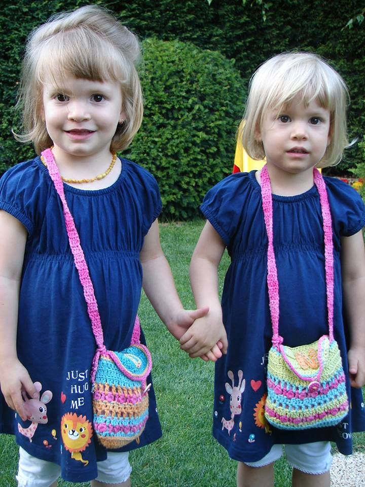 Crochet bags <3