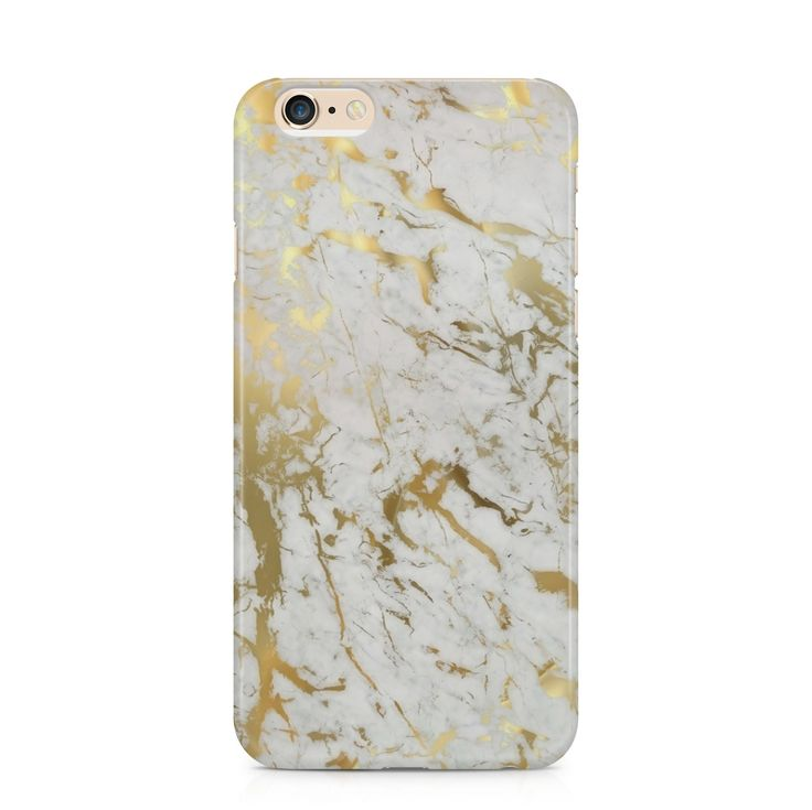 Gold Carrera Marble - iPhone 6(s) & iPhone 6(s) Plus Case